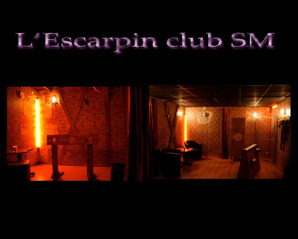 L'Escarpin Club SM