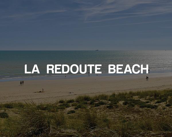 La Redoute Beach