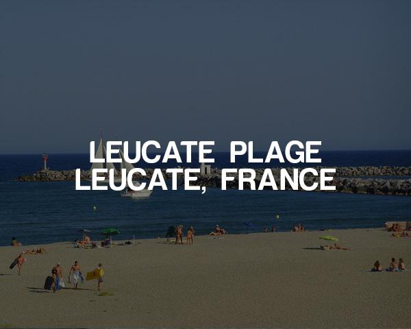 Leucate Plage –Leucate, France